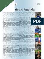 Strategic Agenda June 2011
