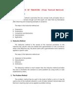 General Methods of Teaching