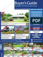 Coldwell Banker Olympia Real Estate Buyers Guide August 6th 2011