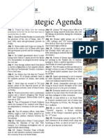 Strategic Agenda July 2011