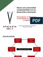 Programa Bilingue Alajuela 2015