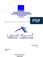 Rapport de Stage Aswa Salam