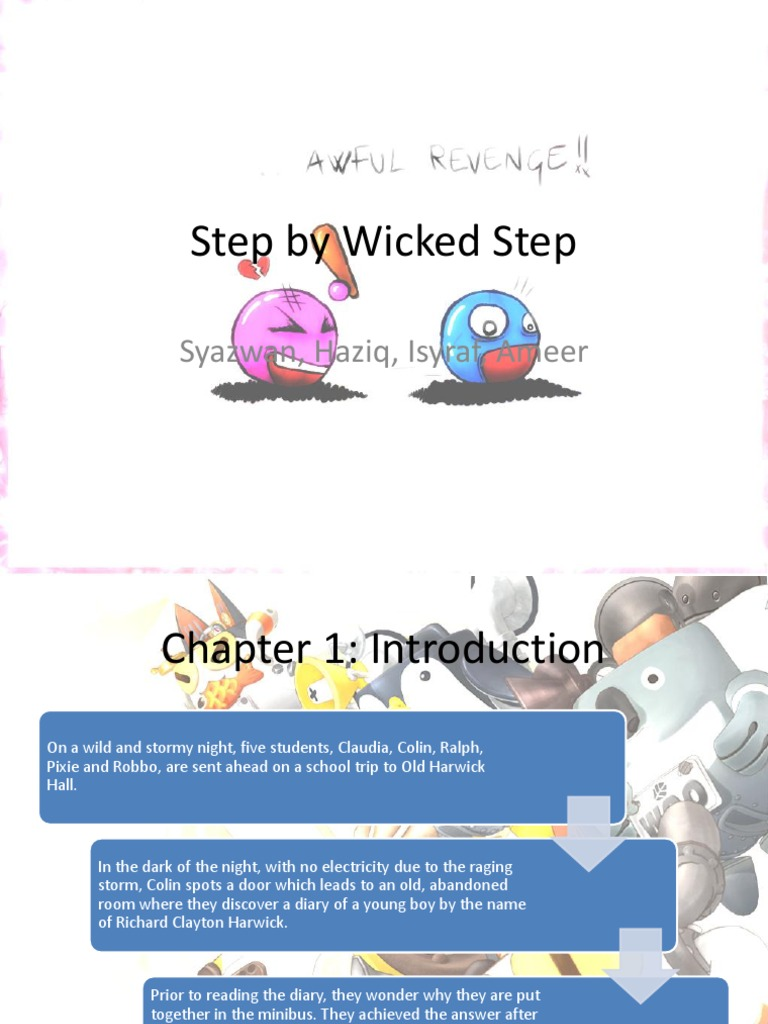 step by wicked step chapter 3