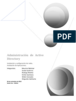 Admin is Trac Ion de Active Directory