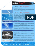 Chemtrail Brochure 2011