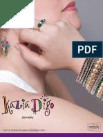 Kazia Digo Jewelry Catalog