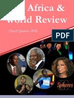 Pan Africa & World Review, 3Q2010, MKamil