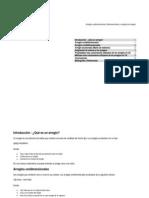 Arreglos Unidimensionales Bi Dimension Ales y Arreglos de Arreglos