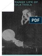 (eBook Science - PDF) Nikola Tesla - Illustrated Autobiography Free Energy