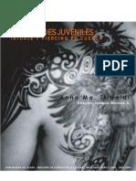 Identidades Juveniles- Tatuaje y Piercing en Cuenca