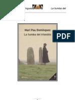 La tumba del irlandés - Mari Pau Domínguez