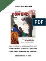 Dossier Domund 2008