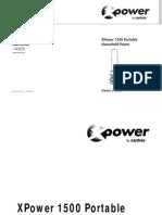XPower - Portable Power