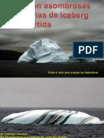 Olas Inmóviles en la Antartida
