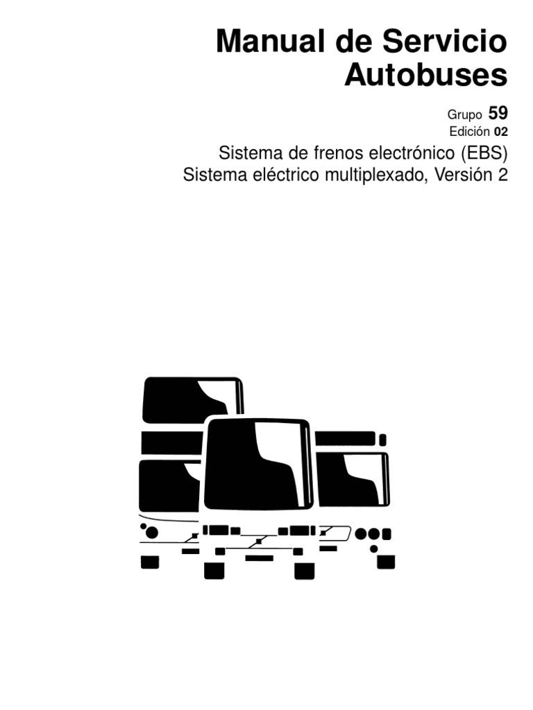 MID 136 | Sistema antibloqueo de frenos | Eje