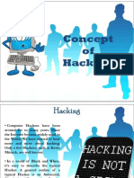 Concept of Ethical Hacking