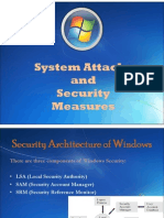 Windows Hacking and Security
