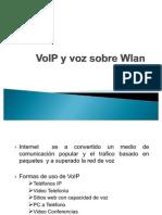 VoIP y Voz Sobre Wlan