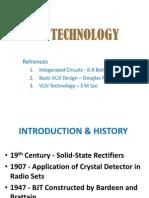 Mod1VLSI TECHNOLOGY1
