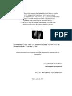 La Investigacion Apoyada en Tic-upel