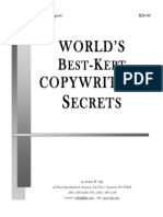 Robert W Bly - World's Best-Kept Copywriting Secrets