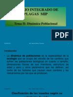 Dinamica poblacional MIP