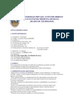 NEUROLOGIA Universidad Privada Antenor Orrego Upao Medicina