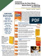 Bulletin SAPB&NDLB 110807