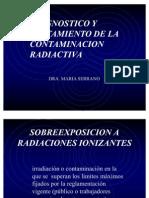 Diagnostico y Tratamiento de La Contaminacion Radiactiva