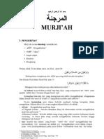 Murji'ah