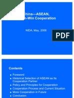 Comprehensive China ASEAN Cooperation 2