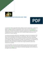 Innovaciones en Tecnologia Lwd y Mwd