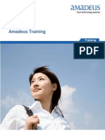 Training Brochure Amadeus
