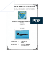 Energy Conversion Engineering Lab Manual Full