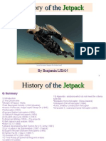History of the Jetpack