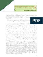 Territorios críticos y propiedad privada de recursos turísticos valiosos. Las playas privadas del sur de Mar del Plata, 1991-2005
