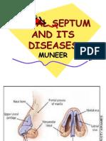 Nasal Septum Diseases