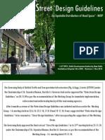 Street Guidelines R1 Feb2011 UTTPEC DDA