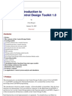 Control Design Toolkit