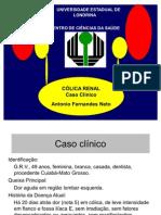Cólica renal_Caso Clínico