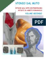 Antonio Dal Muto - CRITICA D'ARTE - Volume Secondo
