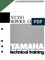 XT350 Service Guide