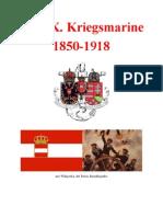 K u K Oesterreichische Kriegsmarine 1850-1918)