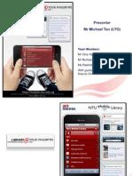 Mobile Poster Presentation 2011