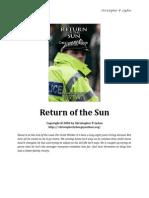 Christopher P. Lydon - Return of the Sun