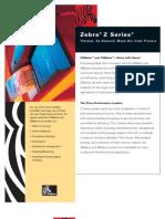Zebra Z4M Plus