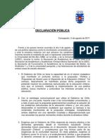 Declaracion Publica Academicos-As 5 Agosto