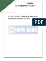 Final Hdfc