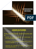 Chapter 3 - Perforating Methods