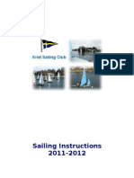 ASC Sailing Instructions 2011